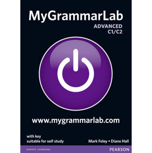 MyGrammarLab Advanced w/ MyEnglishLab Pack (w/ key) - Diane Hall