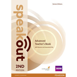 Speakout 2nd Edition Advanced Teacher´s Guide w/ Resource & Assessment Disc Pack - Damian Williams