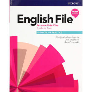 English File Intermediate Plus Student´s Book with Student Resource Centre Pack (4th)