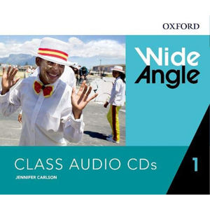 Wide Angle Level 1 Class Audio CDs