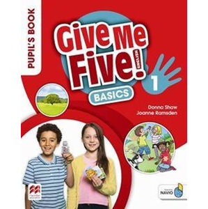 Give Me Five! Level 1.Pupil´s Book Basics Pack
