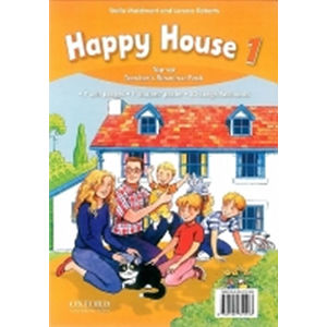 Happy House 1 Top-up Teacher´s Resource Pack (3rd) - Stella Maidment, Lorena Roberts