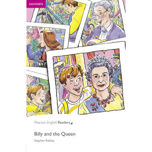 PER | Easystart: Billy and the Queen Bk/CD Pack - Easystarts - Stephen Rabley
