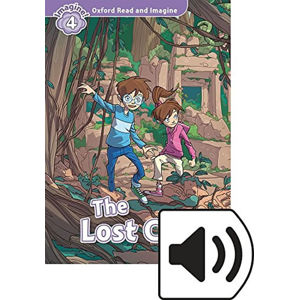Oxford Read and Imagine Level 4 The Lost City with Audio Mp3 Pack