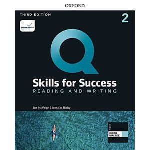 Q Skills for Success 2 Reading & Writing Student´s Book with iQ Online Practice, 3rd