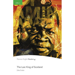 PER | Level 3: The Last King of Scotland Bk/MP3 Pack - Level 3 - Giles Foden