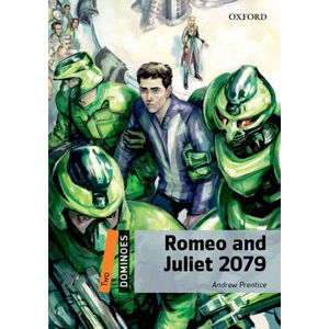 Dominoes 2 Romeo and Juliet 2079 with Audio Mp3 Pack (2nd)