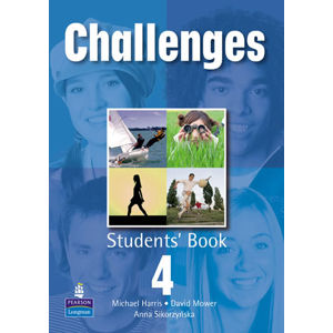 Challenges 4 Students´ Book - Students Book - Michael Harris