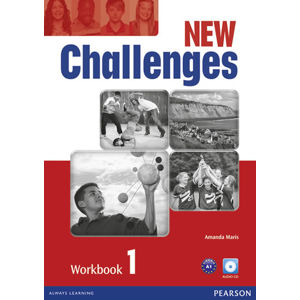 New Challenges 1 Workbook w/ Audio CD Pack - Amanda Maris