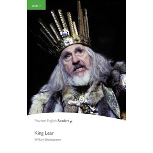 PER | Level 3: King Lear Bk/MP3 Pack - William Shakespeare