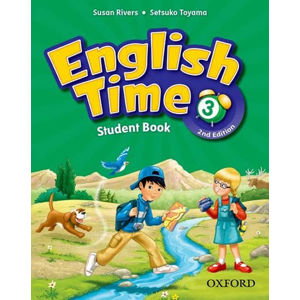 English Time 3 Student´s Book (2nd)