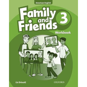 Family and Friends American English 3 Workbook