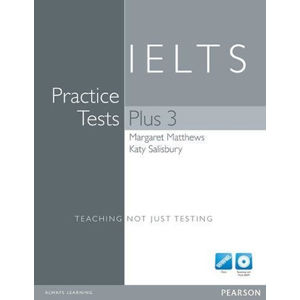 Practice Tests Plus IELTS 2017 Book w/ Multi-Rom & Audio CD (no key)