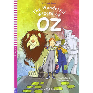 Young ELI Readers 2/A1: The Wonderful Wizard of Oz+CD