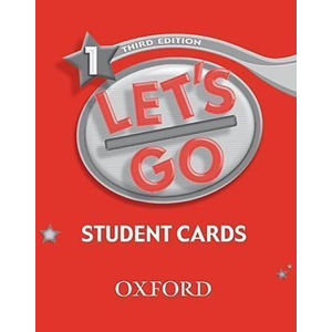 Let´s Go 1 Student´s Cards (3rd)