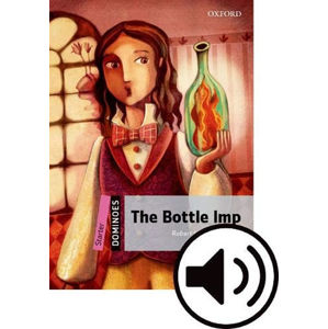 Dominoes Starter the Bottle Imp with Audio Mp3 Pack (2nd)