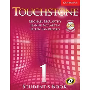 Touchstone 1: Student´s Book with Audio CD/CD-ROM - Michael McCarthy