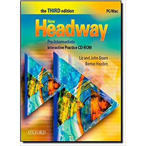 New Headway Pre-intermediate Interactive Practice CD-ROM (3rd)