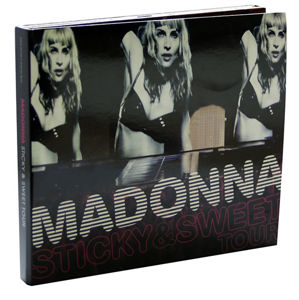 Sticky and Sweet Tour - Madonna CD+DVD - neuveden