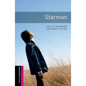 Oxford Bookworms Library Starter Starman with Audio Mp3 Pack (New Edition)