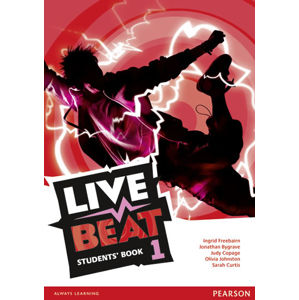 Live Beat 1 Students´ Book - Jonathan Bygrave