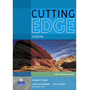 Cutting Edge Starter Students´ Book w/ CD-ROM Pack - Sarah Cunningham