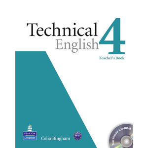 Technical English 4 Teacher´s Book w/ Test Master CD-ROM Pack - Lizzie Wright
