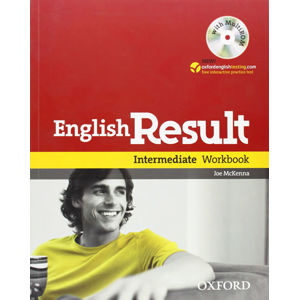 English Result Intermediate Workbook Without Key + Multi-ROM Pack - Mark Hancock, Annie McDonald
