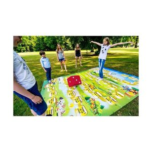 Jump and Talk: Outdoor Game