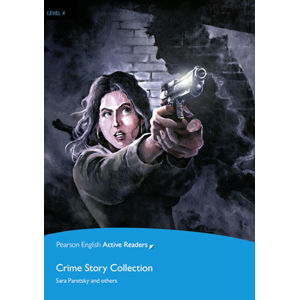 PEAR | Level 4: Crime Story Collection Bk/Multi-ROM with MP3 Pack - Sara Paretsky