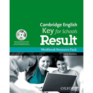 Cambridge English Key for Schools Result Workbook Resource Pack Without Key