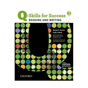 Q Skills for Success 3 Reading & Writing Student´s Book with Online Practice