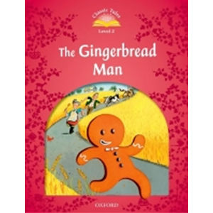 Classic Tales 2 The Gingerbread Man + Audio CD Pack