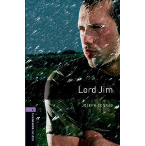 Oxford Bookworms Library 4 Lord Jim with Audio Mp3 Pack (New Edition)