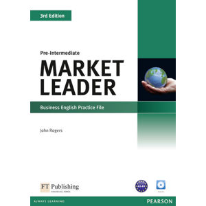 Market Leader 3rd Edition Pre-Intermediate Practice File w/ CD Pack - John Rogers