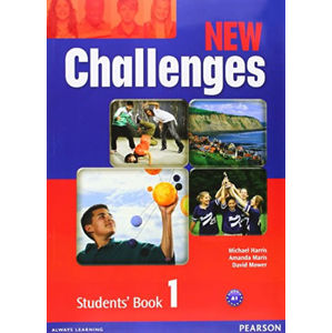 New Challenges 1 Students´ Book w/ Active Book Pack - Amanda Maris