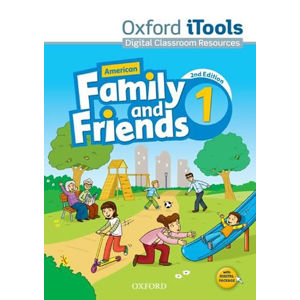 Family and Friends American English 1 iTools (2nd)
