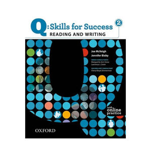 Q Skills for Success 2 Reading & Writing Student´s Book with Online Practice