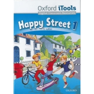 Happy Street 1 iTools with Book-on-screen (3rd) - Stella Maidment, Lorena Roberts