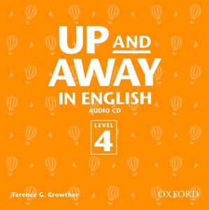 Up and Away in English 4 CD