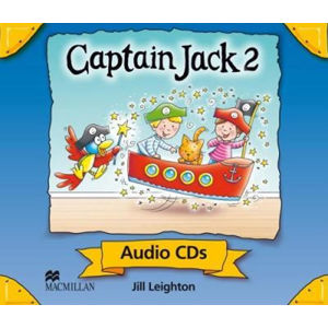 Captain Jack 2: Class Audio CD - Lucie Hlavatá