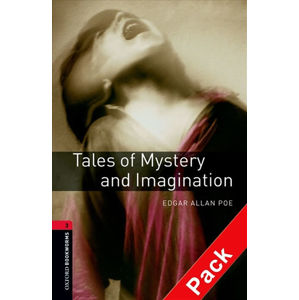 Oxford Bookworms Library 3 Tales of Mystery and Imagination with Audio Mp3 Pack (New Edition)