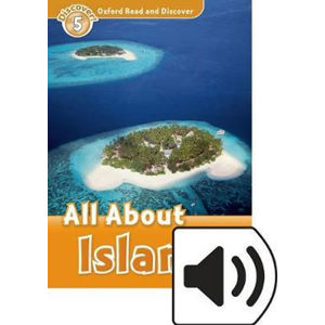 Oxford Read and Discover Level 5 All ABout Islands with Mp3 Pack