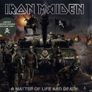 Iron Maiden: A Matter Of Life And Death - 2LP