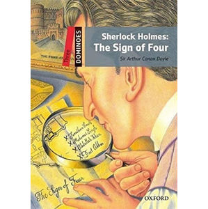 Dominoes 3 Sherlock Holmes the Sign of Four with Audio Mp3 Pack (2nd)