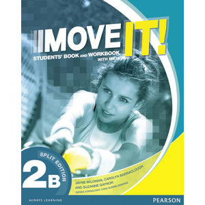 Move It! 2B Split Edition/Workbook MP3 Pack - Jayne Wildman