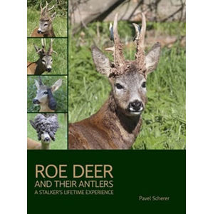 Roe Deer and their Antlers - A Stalker´s lifetime experience - A Stalker´s lifetime experience - Pavel Scherer