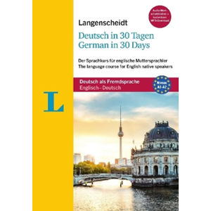 Langenscheidt Deutsch in 30 Tagen: German in 30 days, mit2 Audio-CDs, 1 MP3-CD und MP3-Download