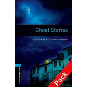 Oxford Bookworms Library 5 Ghost Stories audio CD Pack
