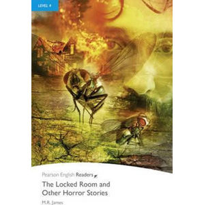 PER | Level 4: The Locked Room and Other Horror Stories Bk/MP3 Pack - Intermediate B1+ (1400-1900 Headwords) - M. R. James